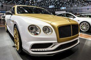 Семь автомобилей марки Bentley будут отозваны